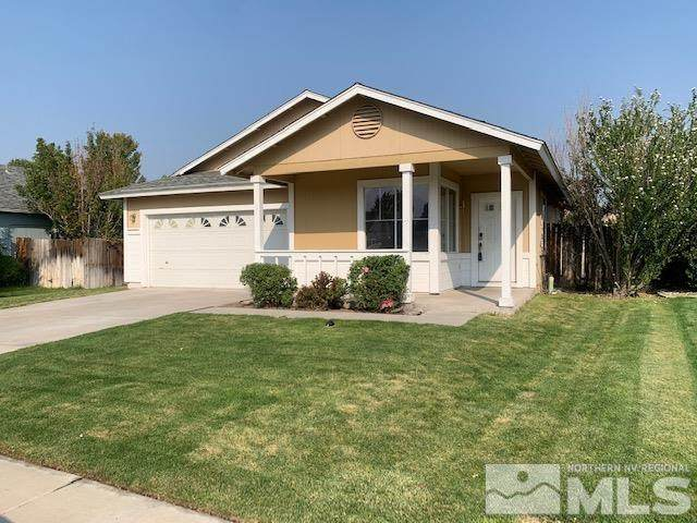 1051 Table Mountain Way, Sparks, NV 89436 (MLS #210014057) :: Colley Goode Group- CG Realty