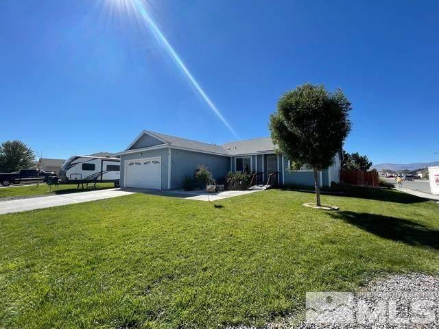 705 Hastings Way, Fernley, NV 89408 (MLS #210014215) :: Vaulet Group Real Estate