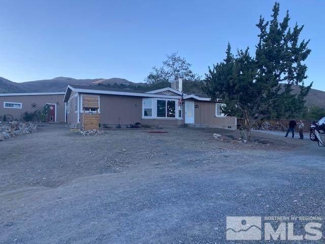 220 Linehan Rd, Moundhouse, NV 89706 (MLS #210014247) :: Theresa Nelson Real Estate