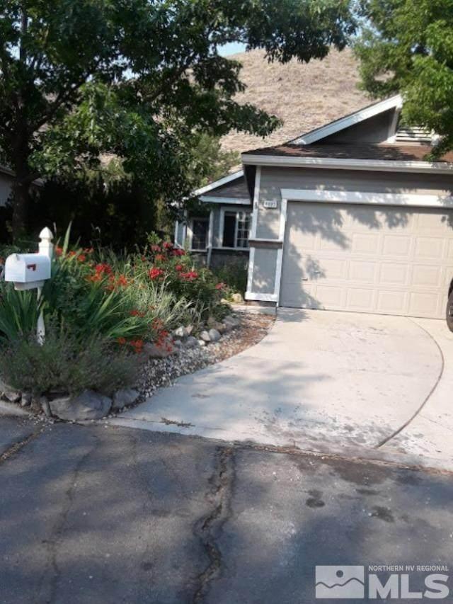 4493 Carisbrook Lane, Reno, NV 89502 (MLS #210014373) :: NVGemme Real Estate