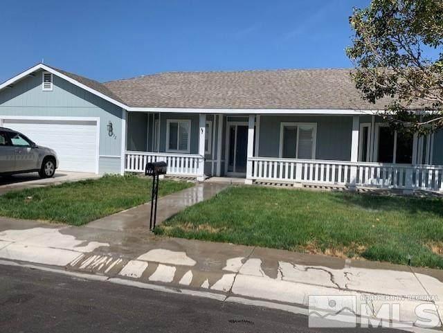 332 Colorado Ct, Fallon, NV 89406 (MLS #210014461) :: NVGemme Real Estate