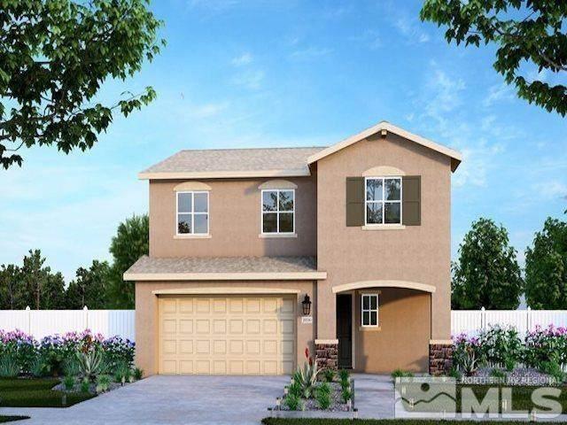 8975 Quail Falls Dr Homesite 1039, Reno, NV 89506 (MLS #210014485) :: NVGemme Real Estate