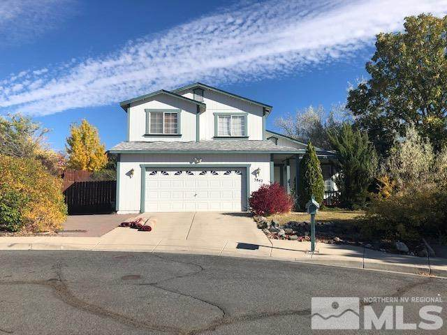 5842 Nebula, Sun Valley, NV 89433 (MLS #210015334) :: NVGemme Real Estate