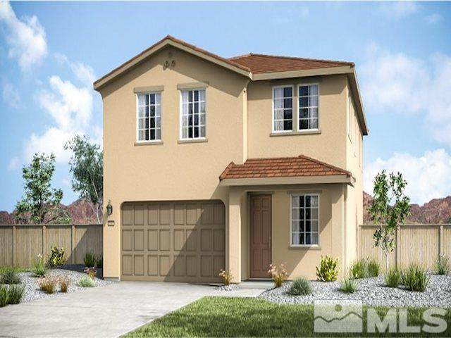 9781 Pachuca Dr Homesite 90, Reno, NV 89521 (MLS #210015425) :: Chase International Real Estate