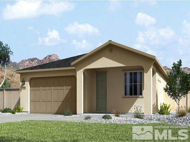 5955 Red Stable Rd Homesite 437, Sparks, NV 89436 (MLS #210015497) :: Chase International Real Estate