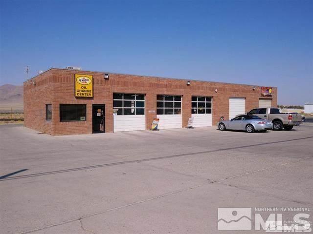 1042 Grass Valley Road, Winnemucca, NV 89445 (MLS #210015528) :: Vaulet Group Real Estate