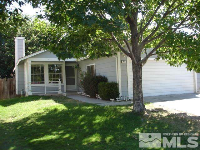 1404 Express St., Sparks, NV 89434 (MLS #210015645) :: Colley Goode Group- CG Realty