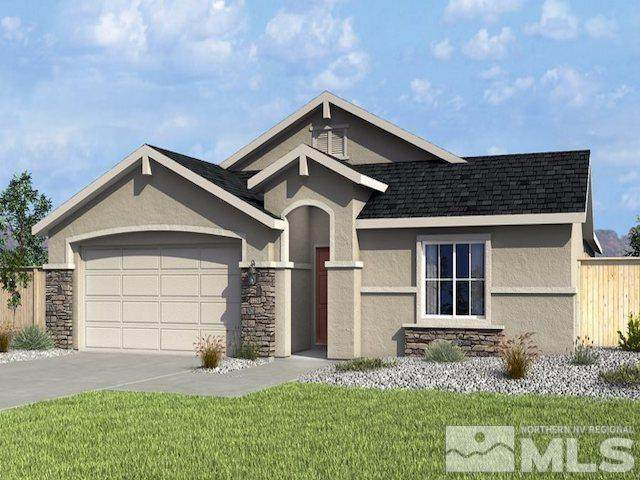 7256 Rutherford Dr Homesite 178, Reno, NV 89506 (MLS #210015709) :: The Coons Team