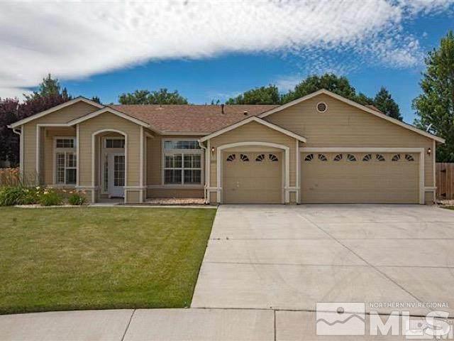 3111 Manzana Court, Sparks, NV 89436 (MLS #210015740) :: Chase International Real Estate