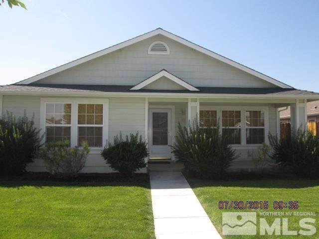1427 Pin Oak Drive, Gardnerville, NV 89410 (MLS #210015888) :: Vaulet Group Real Estate