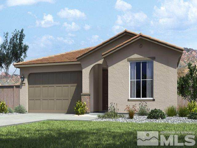 6009 Ditch Rider Rd Homesite 430, Sparks, NV 89436 (MLS #210015974) :: The Coons Team