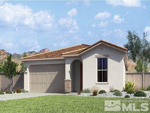 1158 Dapple Dr Homesite 398, Minden, NV 89423 (MLS #210015986) :: Vaulet Group Real Estate