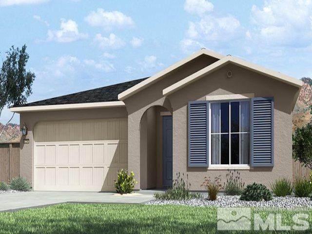 7248 Rutherford Dr Homesite 177, Reno, NV 89506 (MLS #210016034) :: NVGemme Real Estate