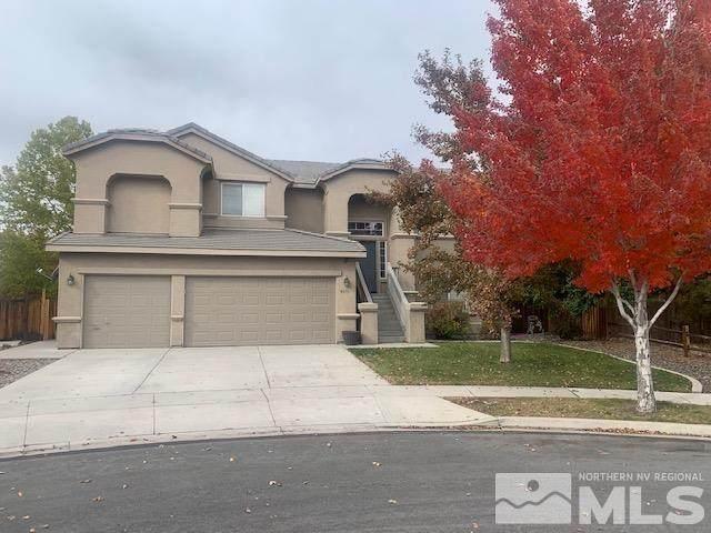 6471 Media Ct, Sparks, NV 89436 (MLS #210016035) :: NVGemme Real Estate