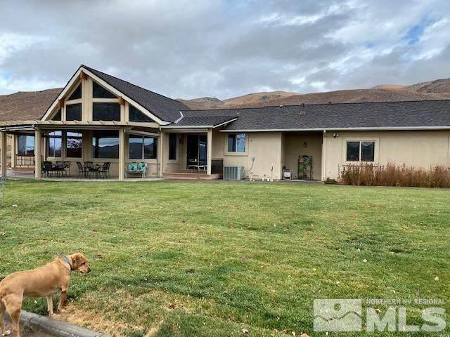 400 Bootstrap Lane, Reno, NV 89510 (MLS #210016058) :: NVGemme Real Estate