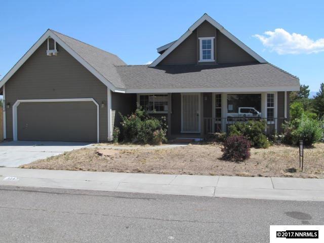 3347 Coloma Dr, Carson City, NV 89705 (MLS #170011520) :: Marshall Realty