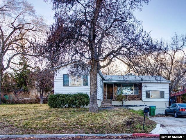 1401 Hillside, Reno, NV 89503 (MLS #180000388) :: Ferrari-Lund Real Estate