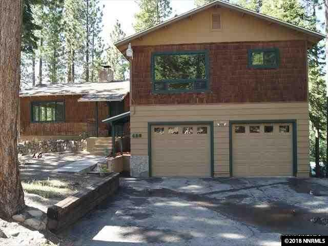 439 Panorama Dr., Stateline, NV 89449 (MLS #180009220) :: Harcourts NV1