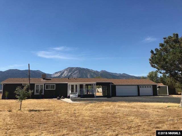 3575 Lyon Lane, Washoe Valley, NV 89704 (MLS #180014280) :: Harpole Homes Nevada