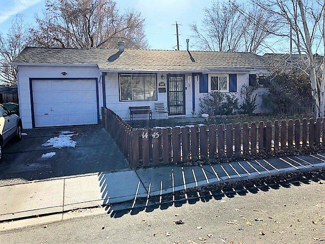 1445 Plymouth Way, Sparks, NV 89431 (MLS #190000387) :: Marshall Realty