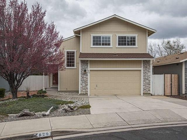 820 Atlas Court, Reno, NV 89512 (MLS #190004803) :: Theresa Nelson Real Estate