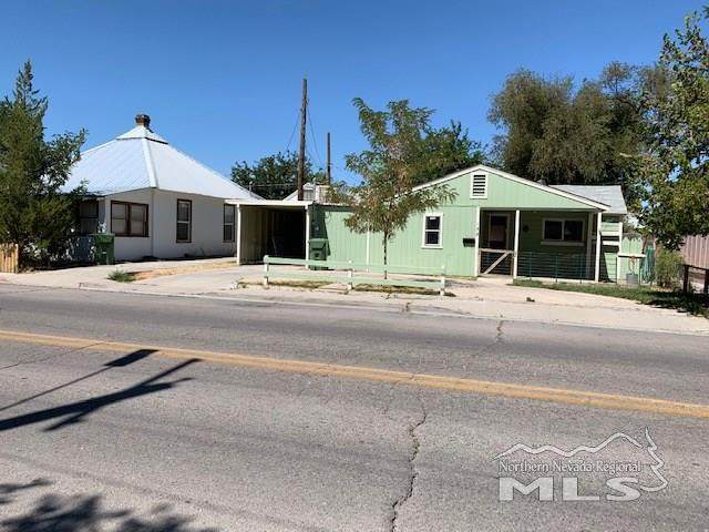 159 E Stillwater, Fallon, NV 89406 (MLS #190013501) :: Ferrari-Lund Real Estate