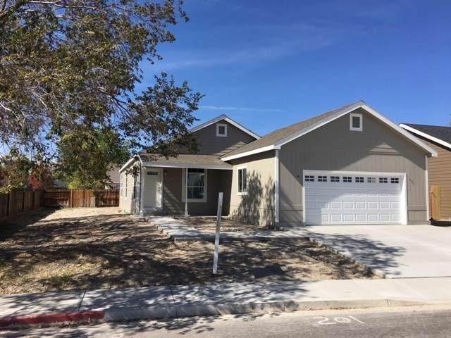 201 Sweetwater, Yerington, NV 89447 (MLS #190014739) :: NVGemme Real Estate