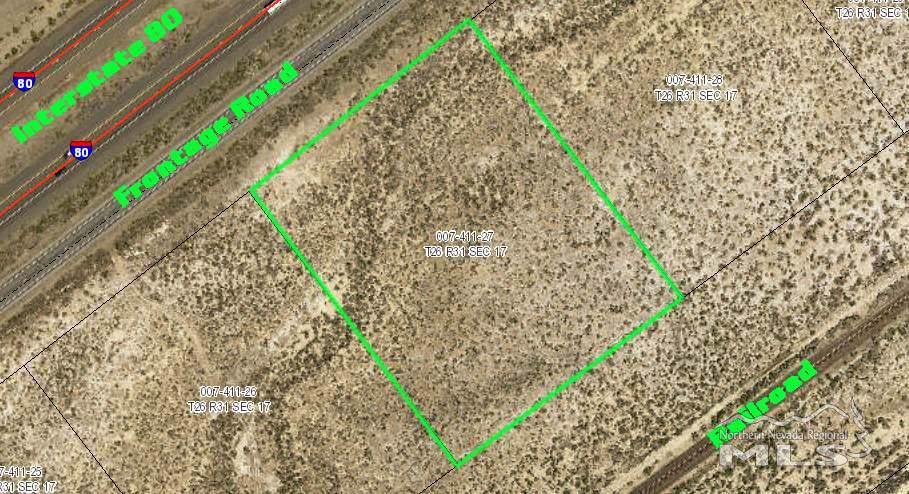 0 Frontage Rd/Lower Valley Rd - Photo 1