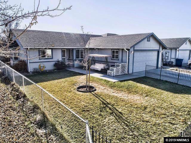 257 Kathy Street, Fallon, NV 89406 (MLS #190017122) :: NVGemme Real Estate
