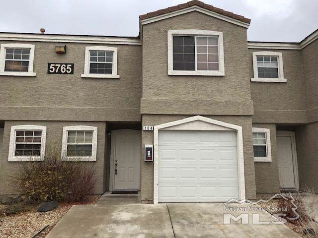 5765 Vista Serena #104, Sparks, NV 89536 (MLS #190017339) :: The Mike Wood Team