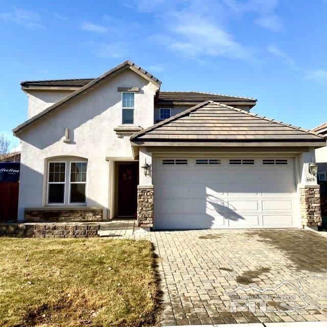 6979 Woodward, Sparks, NV 89436 (MLS #190017972) :: Chase International Real Estate