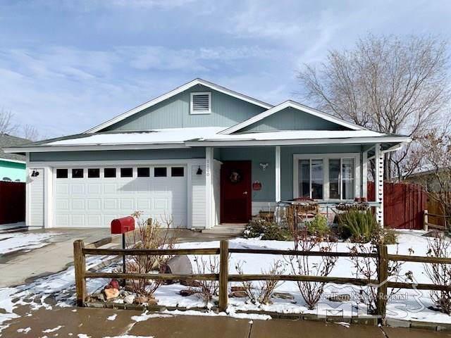 1100 Crosswater, Reno, NV 89523 (MLS #200000633) :: NVGemme Real Estate