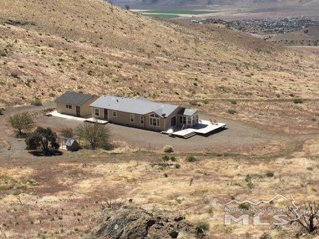 1001 Spatter Cone Rd, Wellington, NV 89444 (MLS #200001656) :: Ferrari-Lund Real Estate