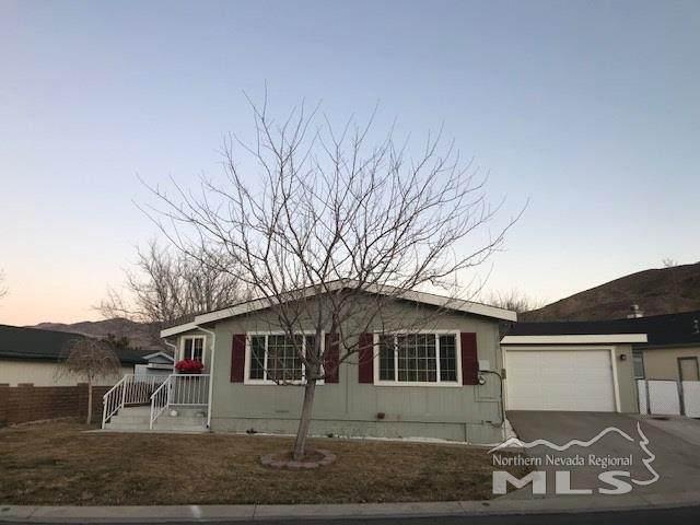 378 Rue De La Mauve, Sparks, NV 89434 (MLS #200002389) :: Chase International Real Estate
