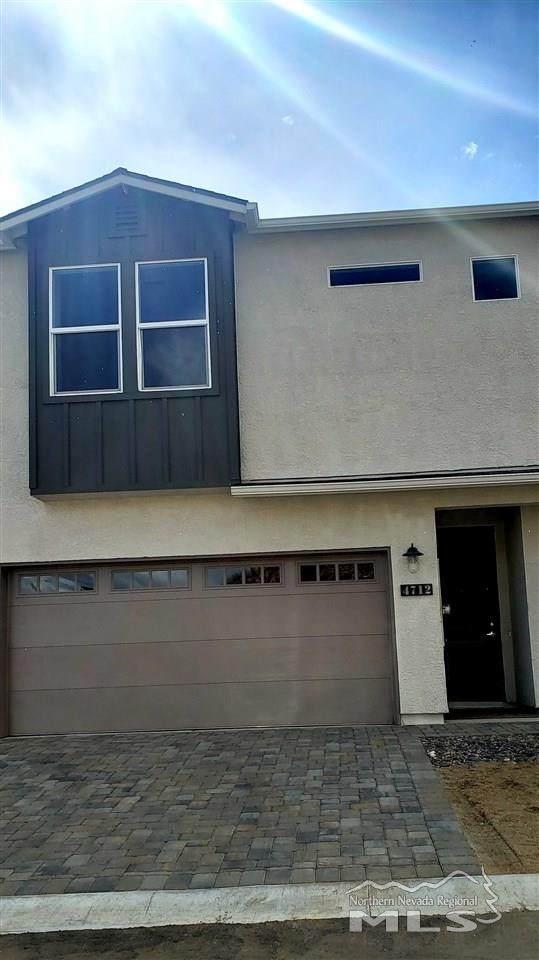 4712 Black Falcon Way Lot #3, Sun Valley, NV 89433 (MLS #200003749) :: Ferrari-Lund Real Estate