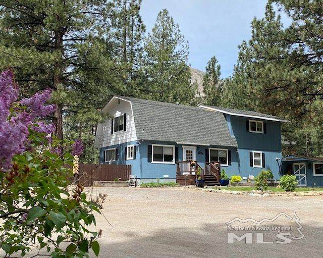 20550 State Route 89, Woodfords, Ca, CA 96120 (MLS #200006218) :: Chase International Real Estate