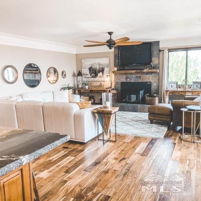 45 Maranatha Rd., Washoe Valley, NV 89704 (MLS #200011141) :: Ferrari-Lund Real Estate