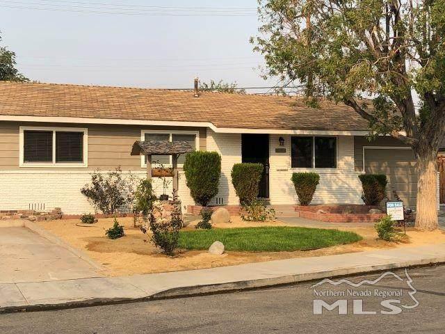 2392 Pauline Ave, Sparks, NV 89431 (MLS #200013494) :: Vaulet Group Real Estate