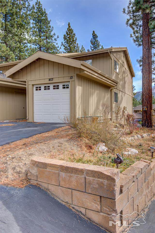 453 Mcfaul Way #13, Zephyr Cove, NV 89448 (MLS #200015874) :: Vaulet Group Real Estate