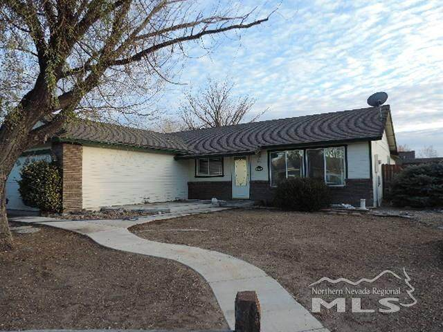 821 Columbine Dr, Fernley, NV 89408 (MLS #200016007) :: Ferrari-Lund Real Estate