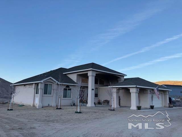 6570 Sierra Vista Lane, Carson City, NV 89701 (MLS #210000472) :: Craig Team Realty