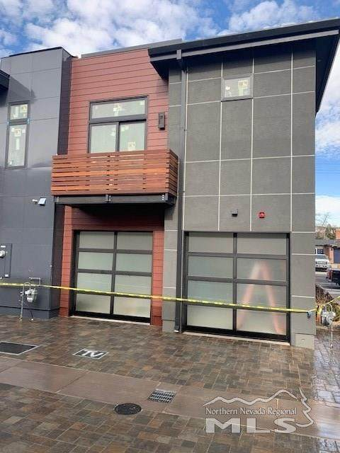100 High Street #100, Reno, NV 89502 (MLS #210000832) :: Colley Goode Group- eXp Realty