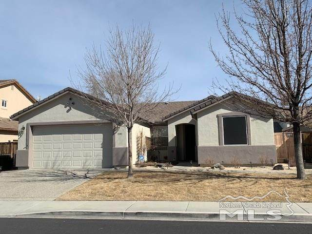 2581 Spring Flower Dr., Reno, NV 89521 (MLS #210002466) :: The Mike Wood Team