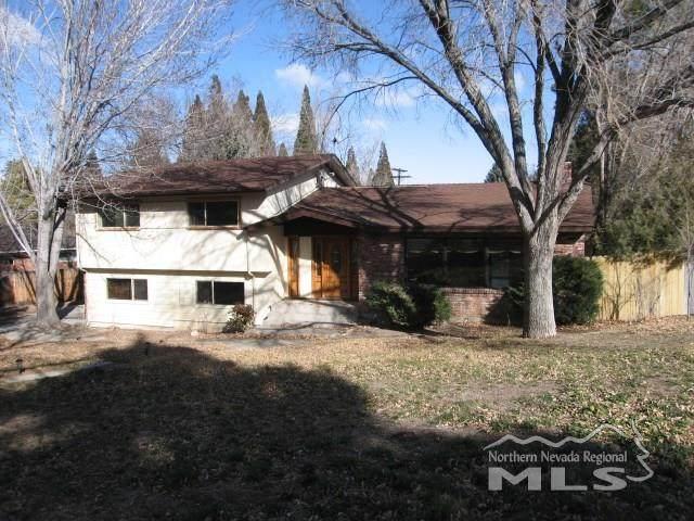 2190 S Marsh Avenue, Reno, NV 89509 (MLS #210003804) :: The Mike Wood Team