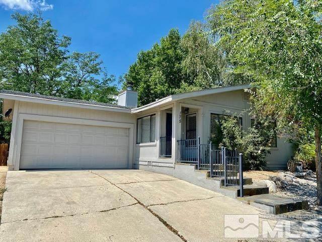 175 Fallbrook Dr, Verdi, NV 89439 (MLS #210011547) :: Vaulet Group Real Estate