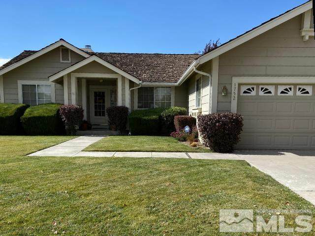 1752 Lantana, Minden, NV 89423 (MLS #210015764) :: Vaulet Group Real Estate