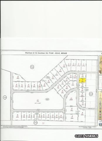 Rattler Way, Moundhouse, NV 89706 (MLS #130002708) :: Harpole Homes Nevada