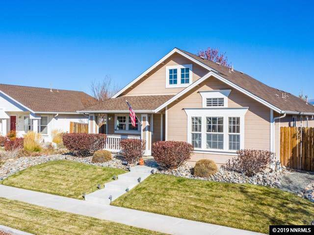 1284 White Ash Dr., Gardnerville, NV 89410 (MLS #190016910) :: The Mike Wood Team
