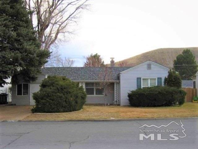 609 Elm Street, Carson City, NV 89703 (MLS #200000425) :: The Mike Wood Team