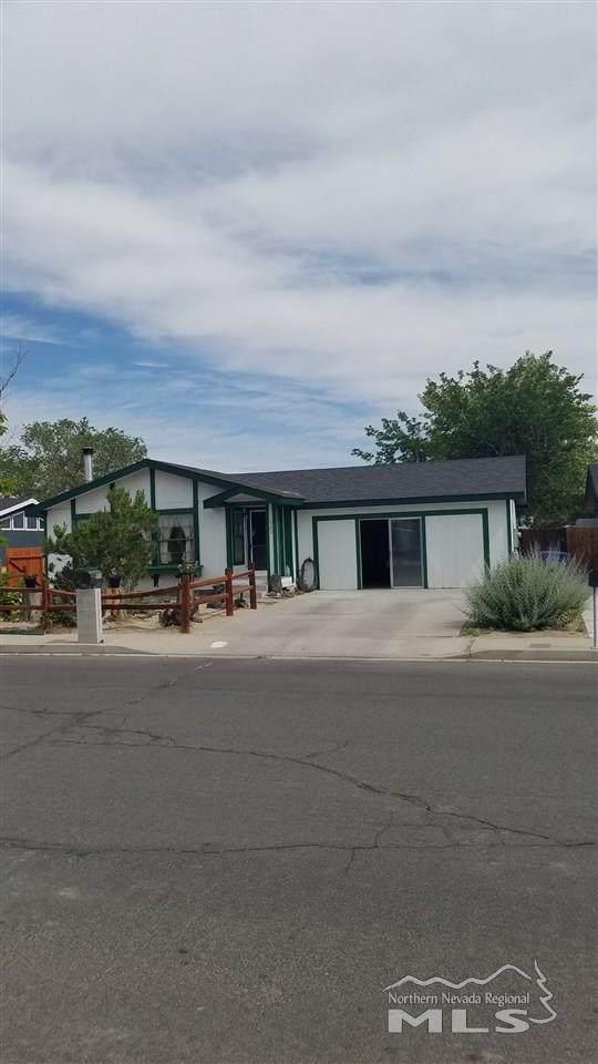 1950 Franklin, Fallon, NV 89406 (MLS #200003227) :: NVGemme Real Estate